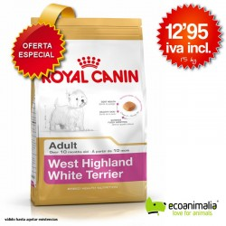 Royal Canin West Highland White Terrier 1'5 kg