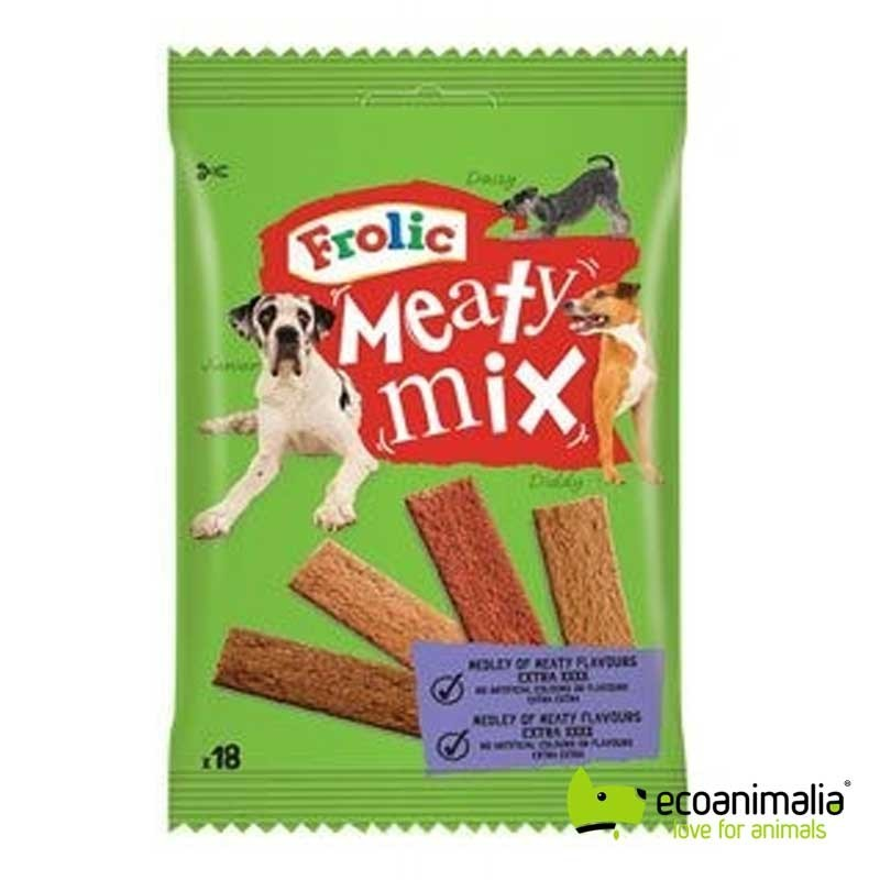 Snacks Meaty Mix