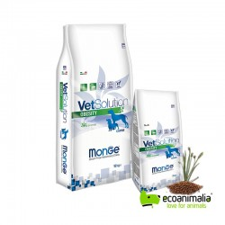 Pienso para perros Monge VetSolution Obesity