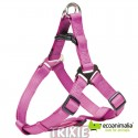 Petral nylon Premium, S: 40-50 cm,15 mm, Morado