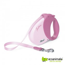 flexi FUNTIME MINI, hasta 12 kg, Rosa