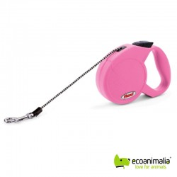 flexi CLASSIC BASIC MINI, hasta 8 kg, Rosa