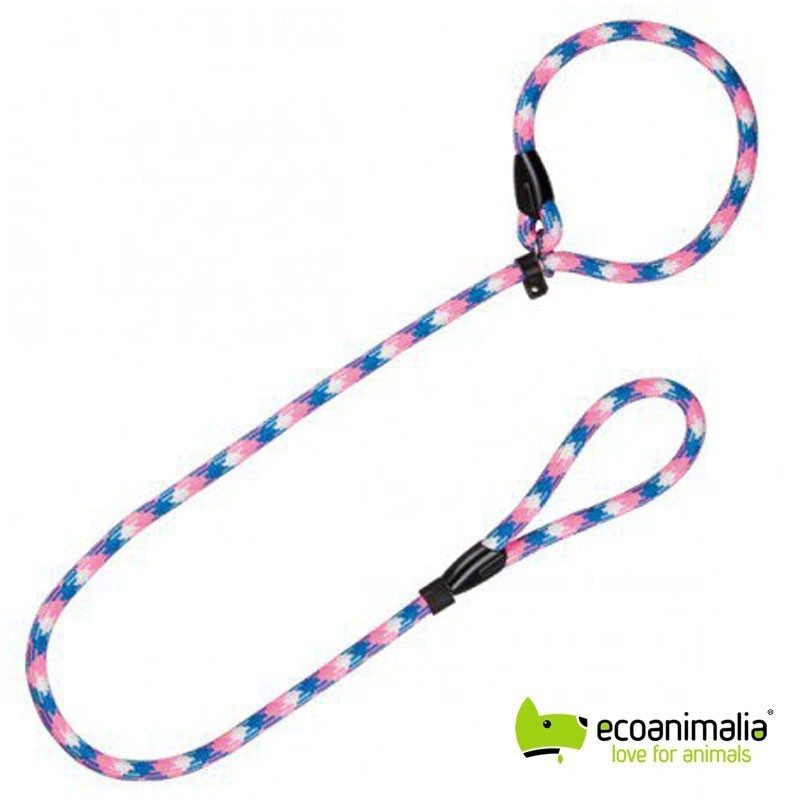 COLLAR CORREA RED BLC/RS/AZ