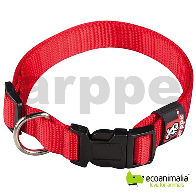 COLLAR SOFT ROJO